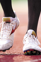 orthotic running shoes