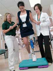 mobility, therapy, physical damage